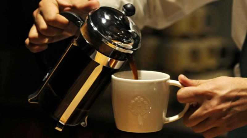 Coffee is known to have anti-inflammatory and liver-protective properties (Photo: AFP)