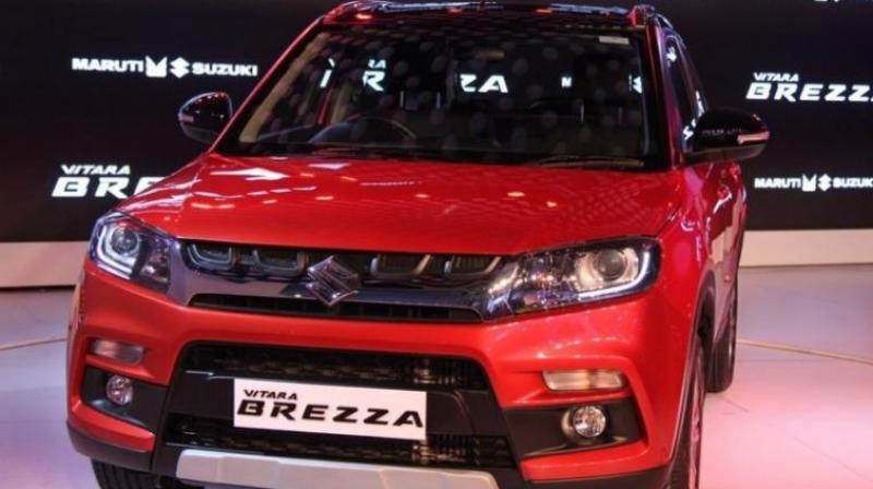 Vehicle safety group Global NCAP has given four stars to Maruti Suzuki India's compact SUV Vitara Brezza and zero to Renault's multi purpose vehicle Lodgy for adult occupant protection after conducting crash tests.