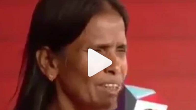 OMG! I fok it it: Ranu Mondal says after forgetting her own song's lyrics; watch video