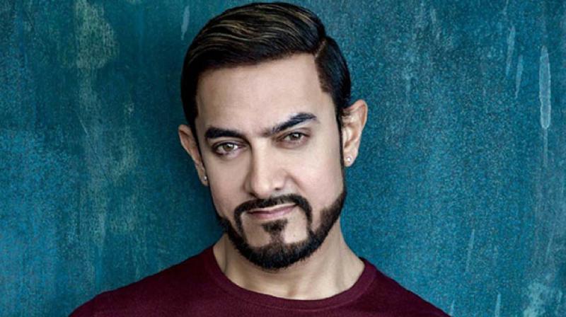 Aamir Khan was last seen in 'Dangal'.
