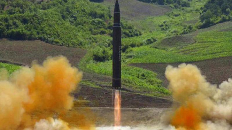 Pyongyang's launch of an intercontinental ballistic missile Wedmnesday snapped a two-months pause in testing and was, according to North Korea's state media, more sophisticated than any previously tested. (Photo: AP/Representative)