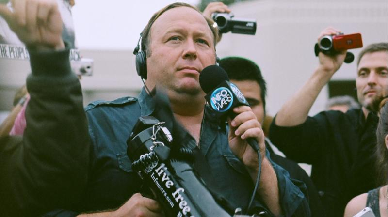 Alex Jones still gets to rants and other conspiracy theories being featured as it were the truth.