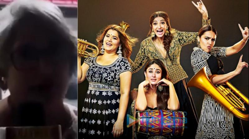 'Veere Di Wedding' is produced by Sonam Kapoor's sister Rhea Kapoor, Ekta Kapoor and Nikhil Dwivedi.