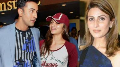 Day Ranbir 'confirms' love for Alia, sister Riddhima gifts