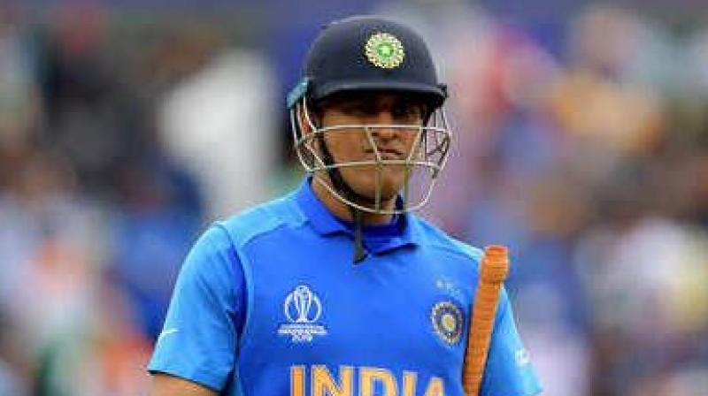 It has been learnt that Dhoni is also not going to play the Vijay Hazare National One-Day championship for Jharkhand which starts tomorrow. (Photo: AFP)