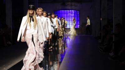 Milan Fashion Week Day 2 Sees Young Designers