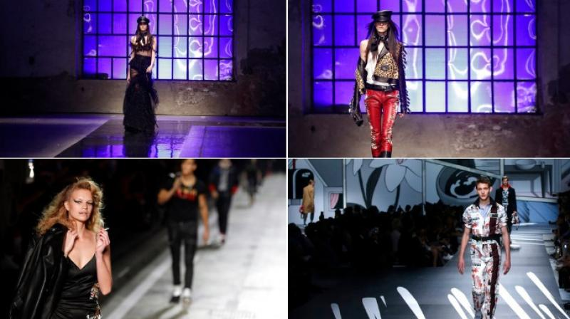Milan Fashion Week (Photo: AP)