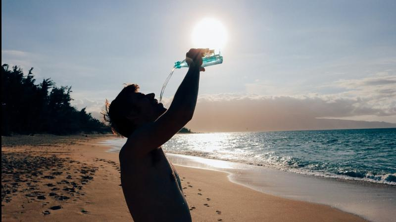 According to a recent study one can determine the amount of water they should drink by a simple formula