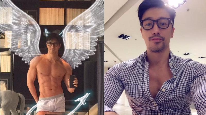 Singaporean Male Model Defies Age With Boyish Looks