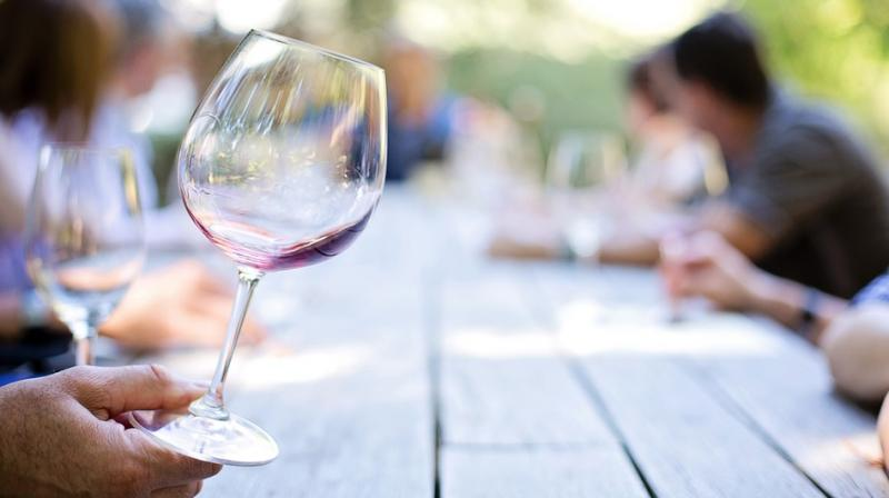 Scientists found that people consuming moderate amounts of alcohol were at the lowest risk of developing diabetes. (Photo: Pixabay)