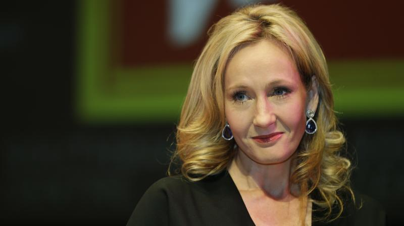 This is the first time that Rowling has topped Forbes' list of the 10 highest earners in the global industry for the first time in almost 10 years (Photo: AP)