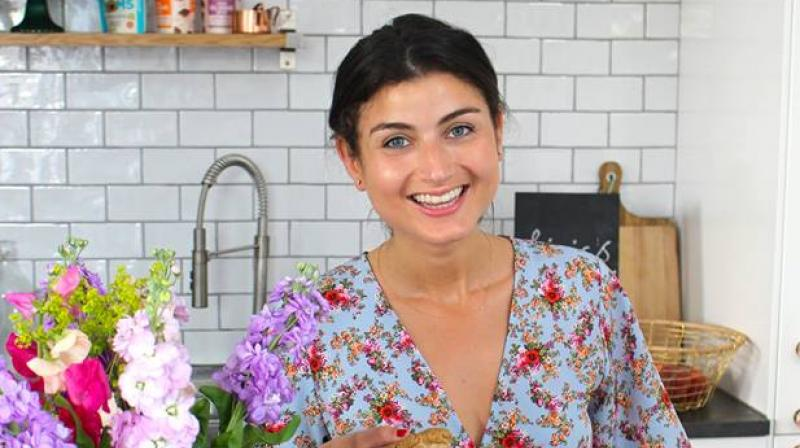 Olivia Wollenberg set up Livia's Kitchen, a range of traditional sweet treats with nutritional twists after she was diagnosed with multiple food intolerance (Photo: Facebook)
