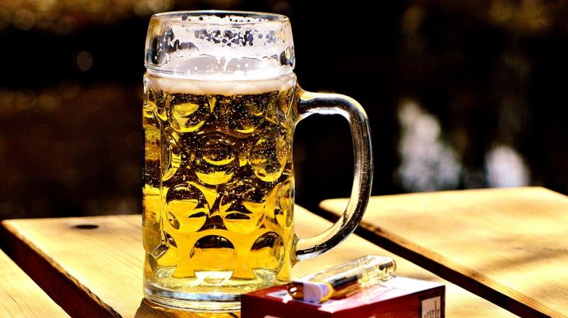 The study, involving 30,000 people has found drinkers have significantly different emotional responses to different alcoholic beverages. (Photo: Pixabay)