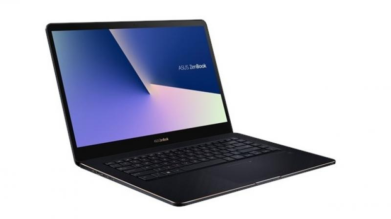 The ZenBook Pro is fuelled by a 75Whr battery that promises to provide a battery backup of up to 9 hours.
