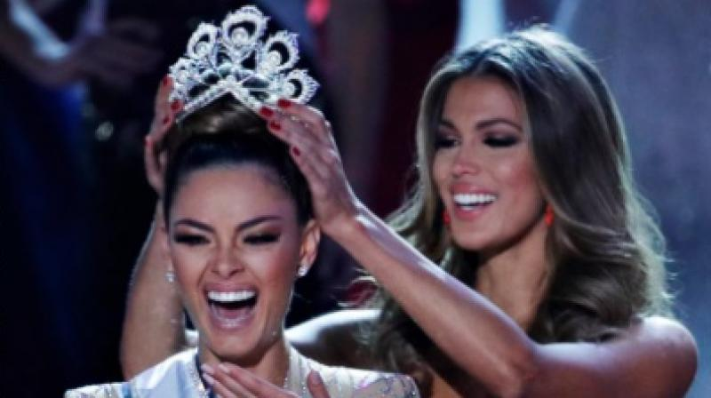 Contenders from Jamaica, Venezuela, Thailand and Colombia made it to top five, but the South African beauty beat the others, and bagged the crown. (Photo: AP)
