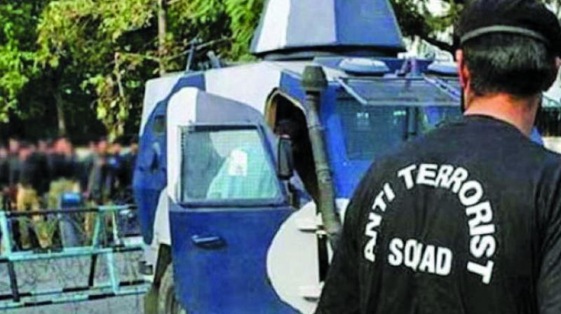 Anti-Terrorism Squad (ATS)