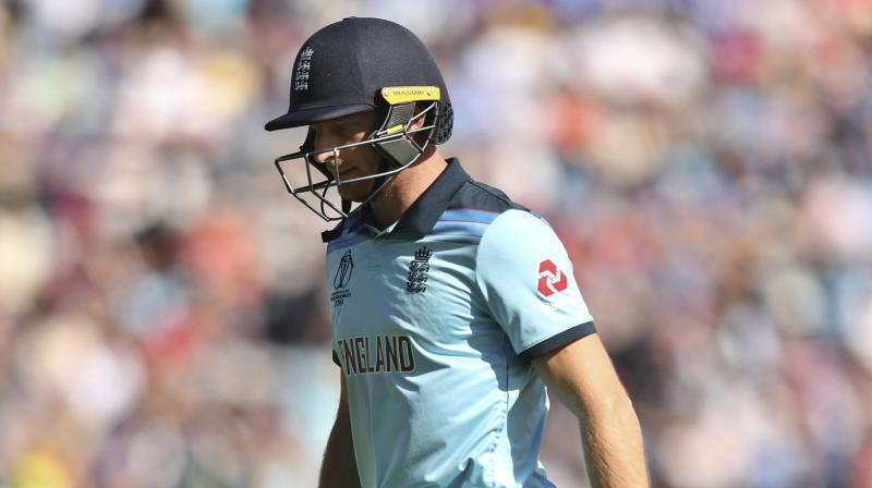 For all his disappointment, Jos Buttler remains adamant that England will be a different side come their next game, against Australia at Lord's on Tuesday. (Photo:AP)
