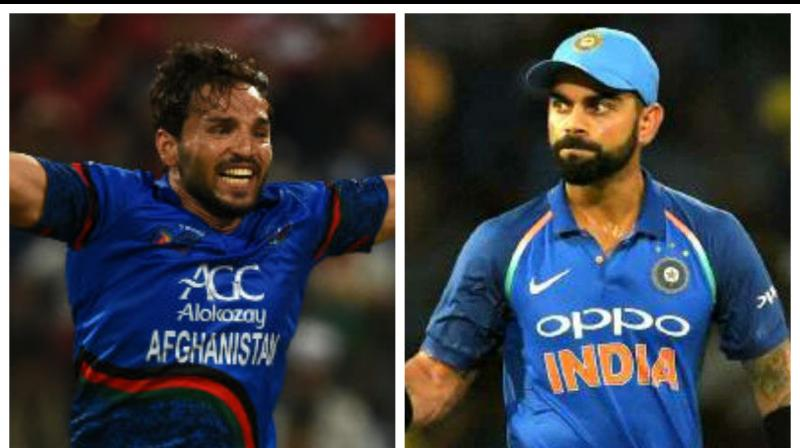 On the other hand, Afghanistan who will aim to halt India's winning streak, has lost all the five matches it played. (Photo:AFP)