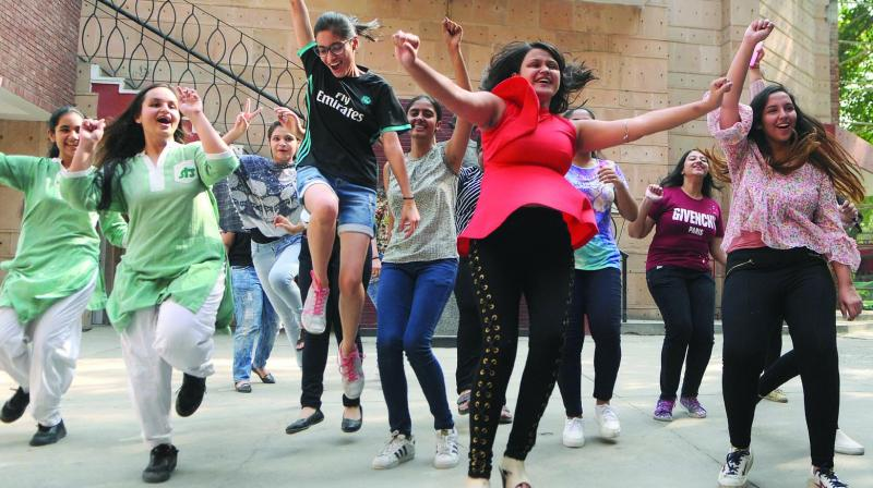 CBSE Class 12th board examination results have been announced at cbseresults.nic.in. (Photo: Biplab Banerjee)