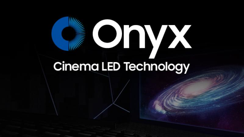 The screen delivers HDR (High Dynamic Range) to the cinema, showcasing on-screen contents at top brightness level, and implies to be 10 times greater than that offered by standard cinema projectors (146fL versus 14fL) with improved uniformity.