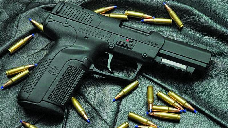 Police sources said that according to rough estimates, more than 30 lakh people posses unlicensed and country-made firearms.