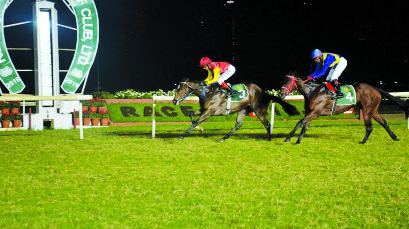 Night horse racing is among the oldest of all sports, and was played by the royals and nobles of yore.