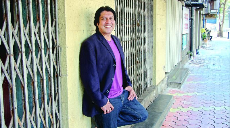 Piyush Jha, whose latest boom explores female-driven domestic noir.