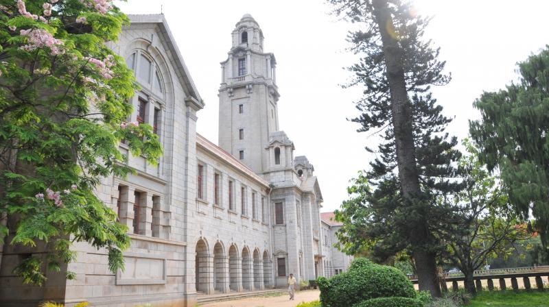 Indian Institute of Science Bengaluru. (DC Photo)