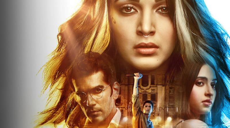 Guilty starts Kiara Advani is the lead role.