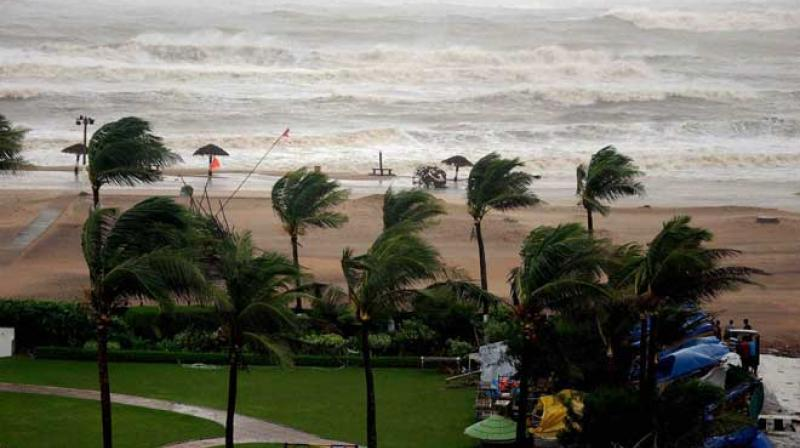 While heavy rainfall lashed several parts of Odisha since Wednesday, rain and thundershower are likely to occur in the next 48 hours and it will ease thereafter, the IMD said. (Representational image   PTI)