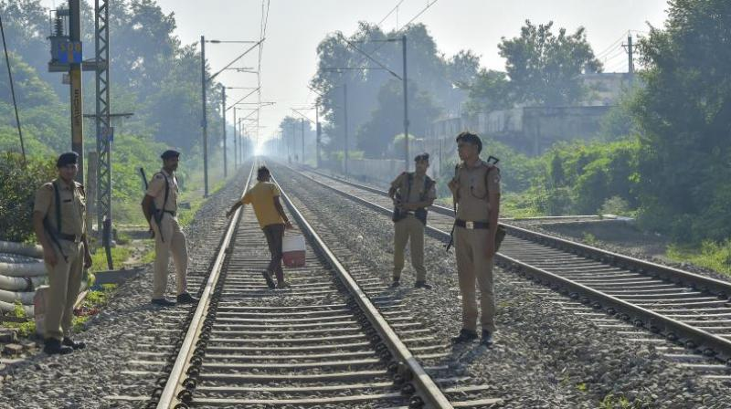 At least 15 people were killed and 58 others injured when two trains collided in eastern Bangladesh early Tuesday, police said. (Representational Image)