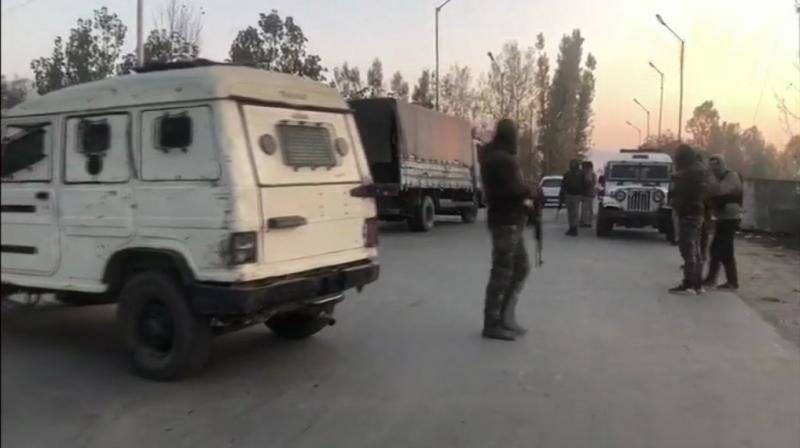 Security forces have cordoned off the area and a search has been launched to nab the attackers, the official said. (Photo: File)