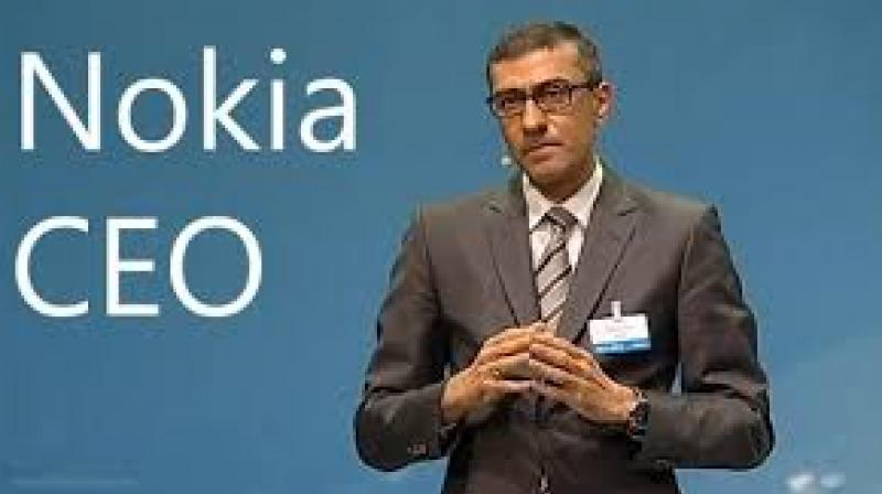 """Suri said he wanted to do """"something different"""" after having spent 25 years at Nokia. (Photo 