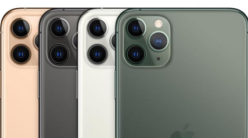 The price hike only applies to iPhone models that are imported and will not affect those assembled in India such as the iPhone XR and iPhone 7. (Photo | Apple)