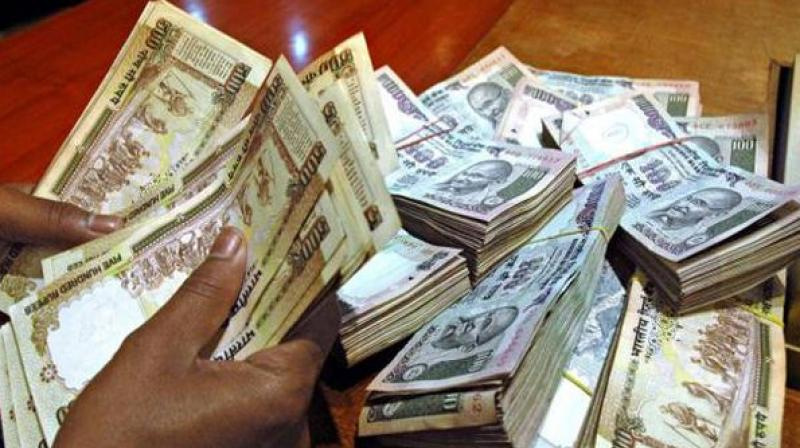 The notes withdrawn from circulation on November 8 to fight black money and corruption are being deposited at banks till December 30.