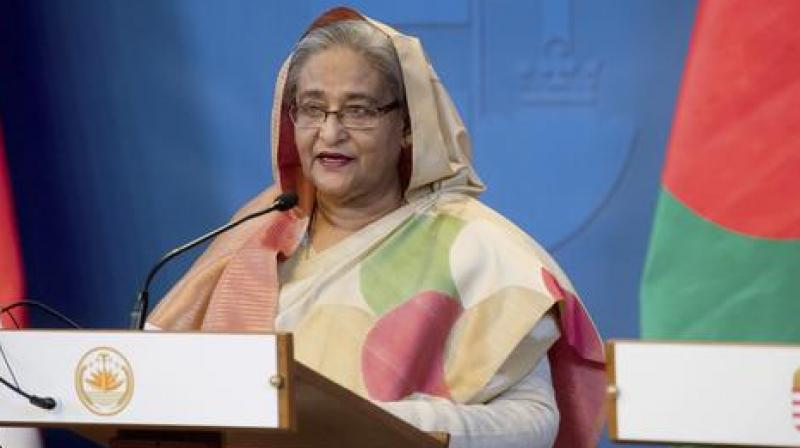Bangladesh Prime Minister Sheikh Hasina (Photo: File)