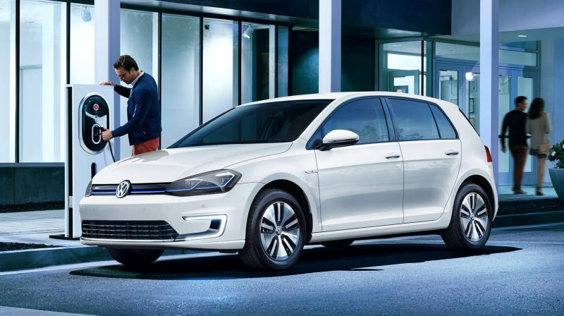 VW is seeking to move on from its diesel emissions scandal of 2015, the repercussions of which are still being felt across the German car industry, and focus on greener technologies.