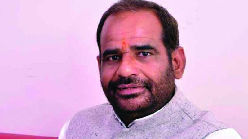 South Delhi BJP candidate Ramesh Bidhuri