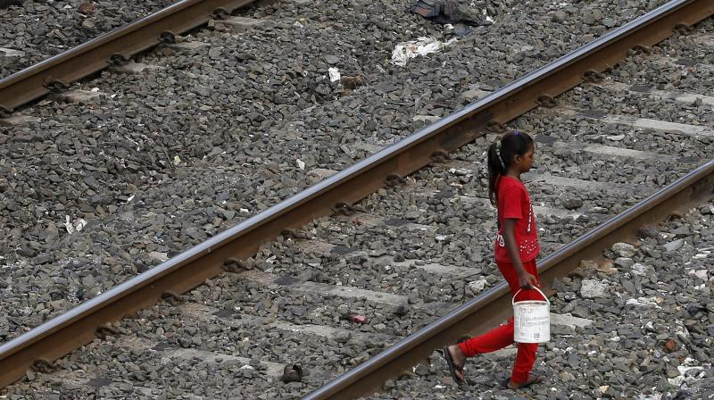 Poverty and lack of infrastructure are some of the major reasons behind poor sanitation (Photo: AFP)