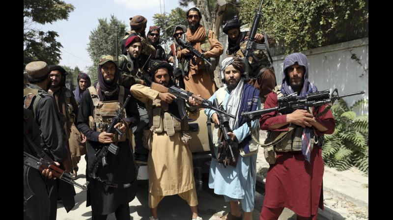 """The consistent stand of India, whether it was that of the BJP-led NDA or the Congress-led UPA, was that there are no """"good Taliban"""" or """"bad Taliban"""", and that the Taliban as Islamic terrorists were all bad. Representational Image. (PTI)"""