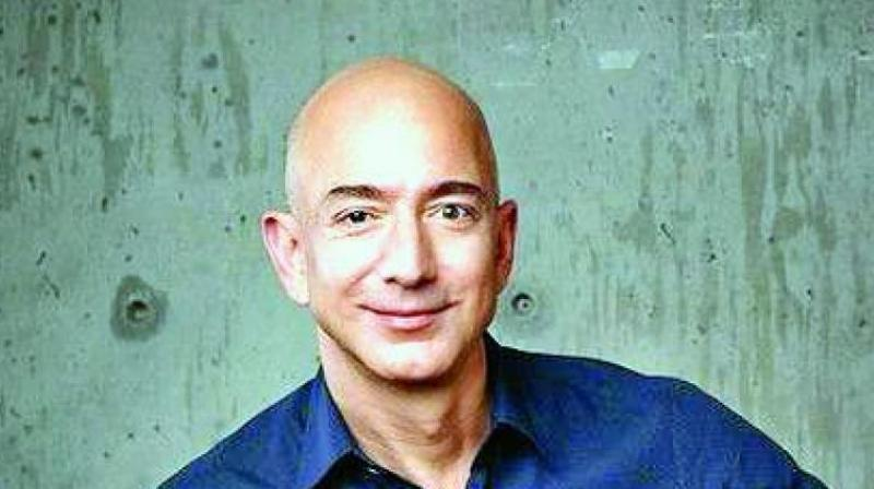 The investigator hired to look into the release of intimate images of Jeff Bezos said on Saturday he has concluded that Saudi Arabian authorities hacked the Amazon chief's phone to access his personal data. (Photo: File)