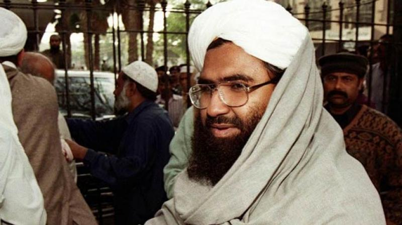 """Just look at the timing of the United Nations' decision to designate the Pakistan-based Jaish-e-Mohammed chief Masood Azhar as a """"global terrorist"""" after China buckled.  (Photo: AFP)"""