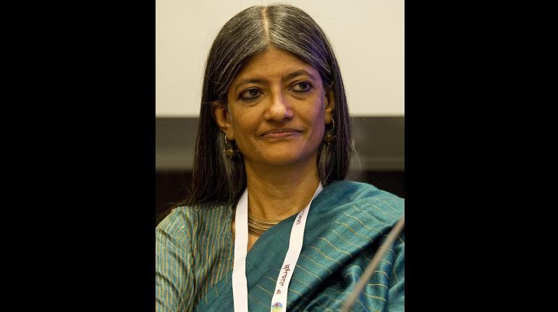 Jayati Ghosh (Photo credit : Wikipedia)