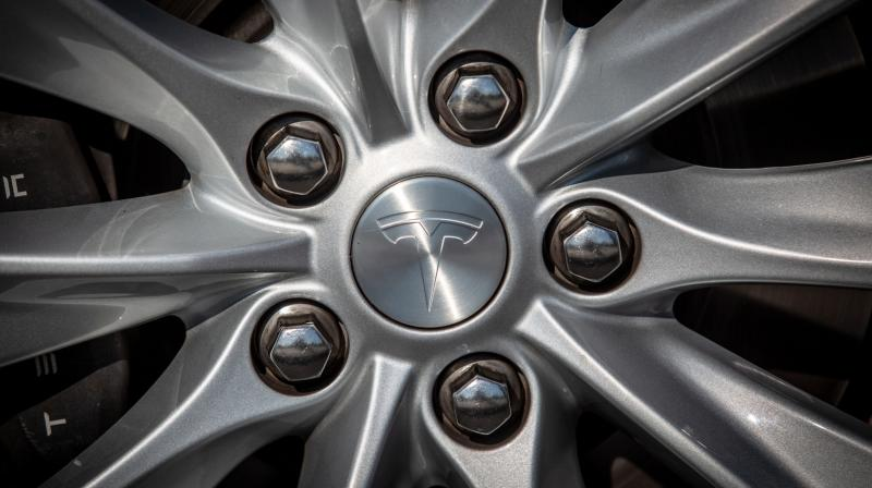 """A Tesla factory to produce cars in India is """"quite likely"""" if the electric automaker can first begin sales with imported vehicles, Chief Executive Officer Elon Musk said in July. (Bloomberg)"""