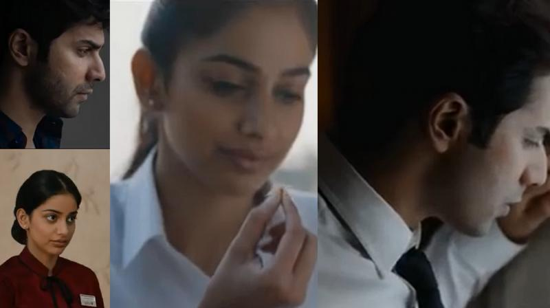 Screengrabs from 'October' trailer. (Courtesy: YouTube)