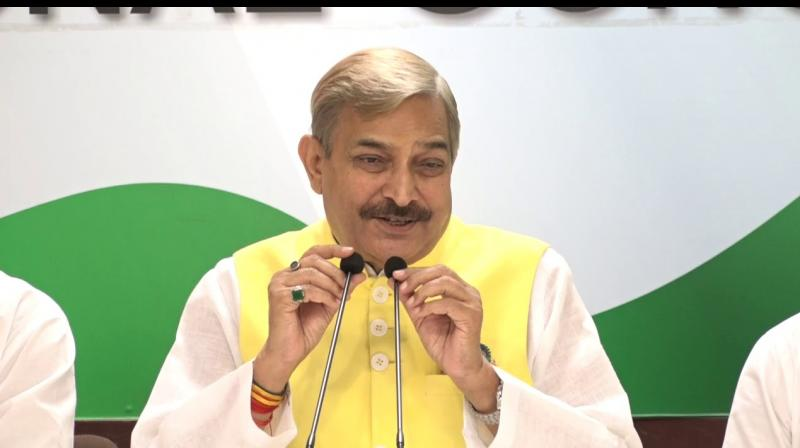Stating that this communication had broken down after Patel's death, Mr Tiwari requested that the Congress president fill this spot with the appointment of a senior party leader who has administrative experience and a good working relationship with party workers. (Image credit: Youtube)