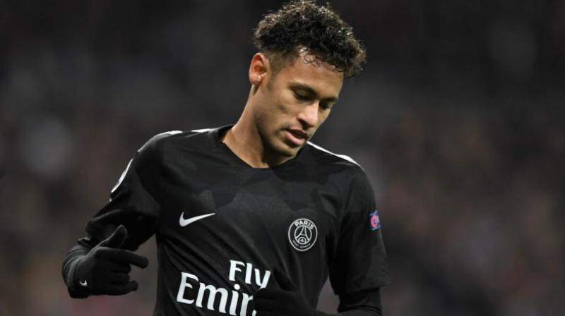 Paris Saint-Germain revealed on Saturday that Neymar transfer talks are