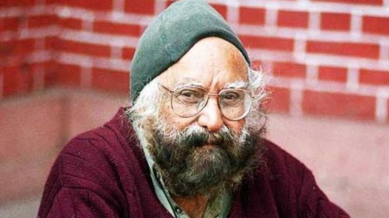 Khushwant Singh