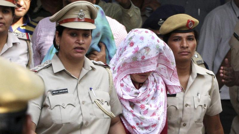 During the investigation, Haryana Police claimed that Honeypreet was not cooperating during the interrogation. (Photo: PTI)