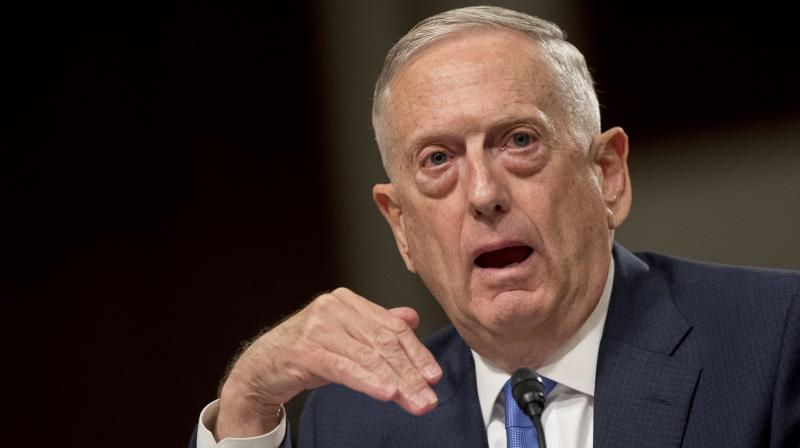 US Defense Secretary Jim Mattis (Photo: AP)